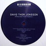Davíð Þór Jónsson - Improvised Piano Works II