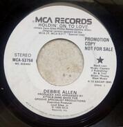Debbie Allen - Holdin' On To Love