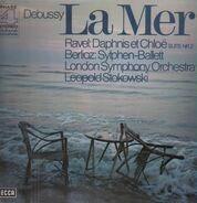 Debussy / Ravel / Berlioz - La Mer / Daphnis et Chloe / Sylphen-Ballett