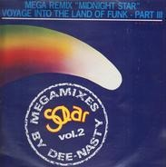 Dee Nasty - Mega Remix 'Midnight Star' / Voyage Into The Land Of Funk - Part III