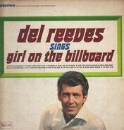 Del Reeves - Sings Girl On The Billboard