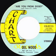 Del Wood - Are You From Dixie?