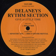 Delaney's Rhythm Section - Give A Little Time