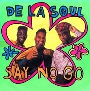 De La Soul - Say No Go / They Don't Know (Potholes In My Lawn)