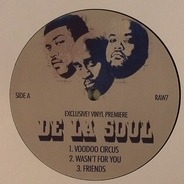 De La Soul - The Impossible Mission: TV Series Sampler EP
