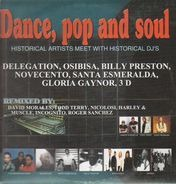 Delegation, Osibisa a.o. - Dance, Pop And Soul