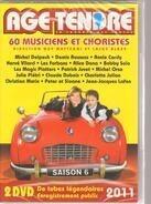 Demis Roussos / Micel Orso a.o. - Age Tendre... La Tournée Des Idoles Vol.6