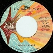 Denise LaSalle - Now Run And Tell That / The Deeper I Go (The Better It Gets)