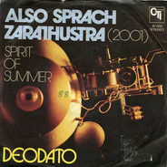 Eumir Deodato - Also Sprach Zarathustra (2001) / Spirit Of Summer