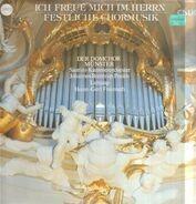 Der Domchor Münster, Santini Kammerorchester, Heinz-Gert Freimuth - Ich freue mich im Herrn - Festliche Chormusik