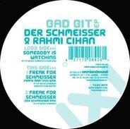 Der Schmeisser & Rahmi Cihan - Bad Bit Ep / F. Martiniq Rmx