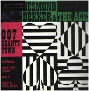 Desmond Dekker & The Aces - 007 Shanty.. -Coloured-