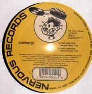 Destroyer - Love Like This(Spen & Karizma Vocal) b/w Deepah Dub,Instrumantal Version