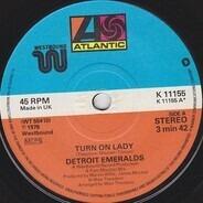 Detroit Emeralds - Turn On Lady