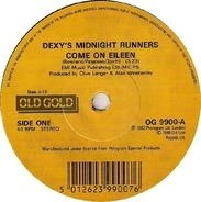 Dexys Midnight Runners - Come On Eileen / Jackie Wilson Said