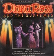 Diana Ross And The Supremes - Live at London's Talk of the Town