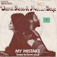Diana Ross & Marvin Gaye - My Mistake Was To Love You / Just Say, Just Say