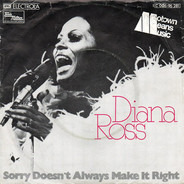 Diana Ross - Sorry Doesn't Always Make It Right