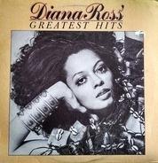 Diana Ross - Diana Ross' Greatest Hits