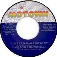 Diana Ross & Marvin Gaye - You're A Special Part Of Me / I'm Falling In Love With You