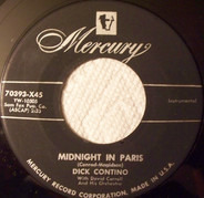 Dick Contino With David Carroll & His Orchestra - Midnight In Paris