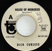 Dick Curless - House Of Memories / (Standing) On The Outside Looking In