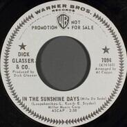 Dick Glasser & Co. - In The Sunshine Days (Hilo De Seda)