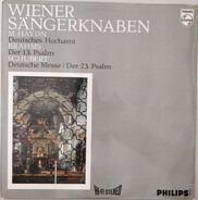Michael Haydn / Brahms / Schubert - Deutsches Hochamt / Der 13. Psalm / Deutsche Messe / Der 23. Psalm