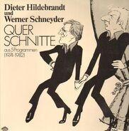 Dieter Hildebrandt Und Werner Schneyder - Querschnitte aus 5 Programmen (1974-1982)