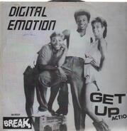 Digital Emotion - Get Up, Do You Wanna Funk