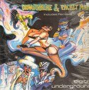 Digital Underground - Doowutchyalike / Packet Man