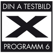 Din a Testbild - Programm 6