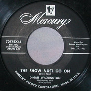 Dinah Washington - The Show Must Go On