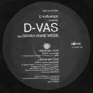 D'Influence Presents D-Vas Feat Sarah Anne Webb - Show Me Love