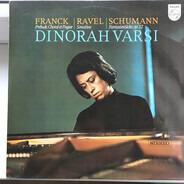 Franck, Ravel, Schumann - Dinorah Varsi