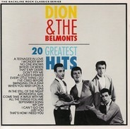 Dion & The Belmonts - 20 greatest hits