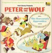 Disney - Walt Disney Presents Peter And The Wolf (Plus The Sorcerer's Apprentice)