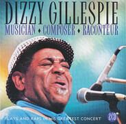 Dizzy Gillespie - Musician-Composer-Raconteur