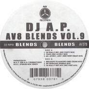 DJ A.P. - AV8 Blends Vol.9