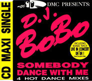 DJ BoBo - Somebody Dance with me