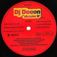 DJ Deeon - Akceier 8 (Pt.1)