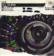 DJ Duro - COCAINE MF