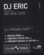 DJ Eric - We Are Love Part 1