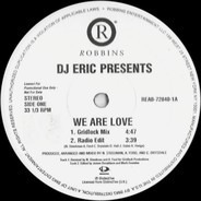 DJ Eric - We Are Love