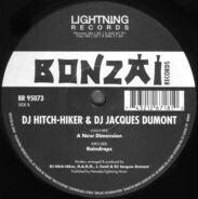 DJ Hitch-Hiker & DJ Jacques Dumont - A New Dimension / Raindrops