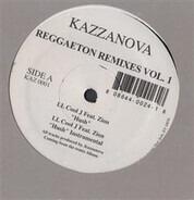 DJ Kazzanova - Reggaeton Remixes Vol.1