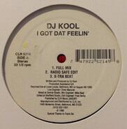 DJ Kool - I Got Dat Feelin' / Back To The Old School