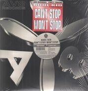 DJ Kool Kid - Can't Stop! Won't Stop