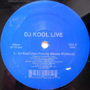 DJ Kool - Twenty Minute Workout