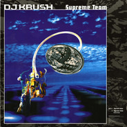 DJ Krush - Supreme Team / Alepheuo (Truthspeaking)